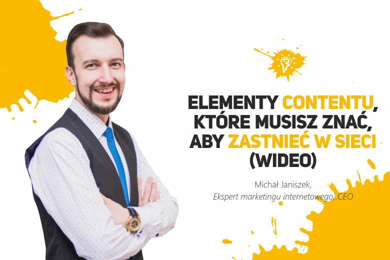elementy contentu